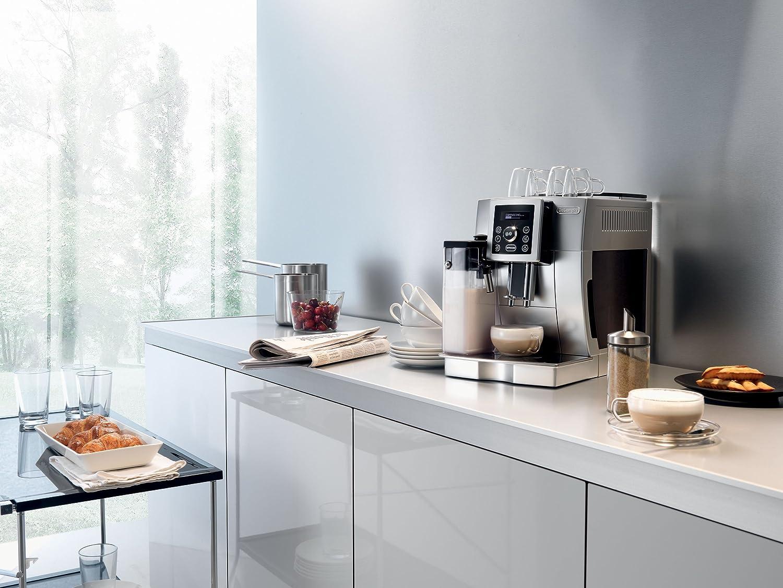Amazon.com: DeLonghi ECAM23450SL Superautomatic Espresso Machine ...