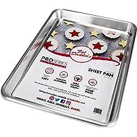 Fat Daddio's 18-Gauge Aluminum Quarter Sheet Pan