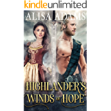Highlander's Winds of Hope: A Scottish Medieval Historical Romance (Highlands' Elements of Fate Book 3)
