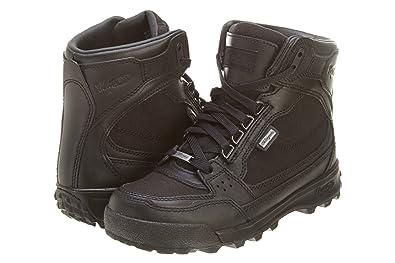 0e0a0851c60 Amazon.com | Vasque Mens Boots Gore-tex Black Contender V-552, Black ...