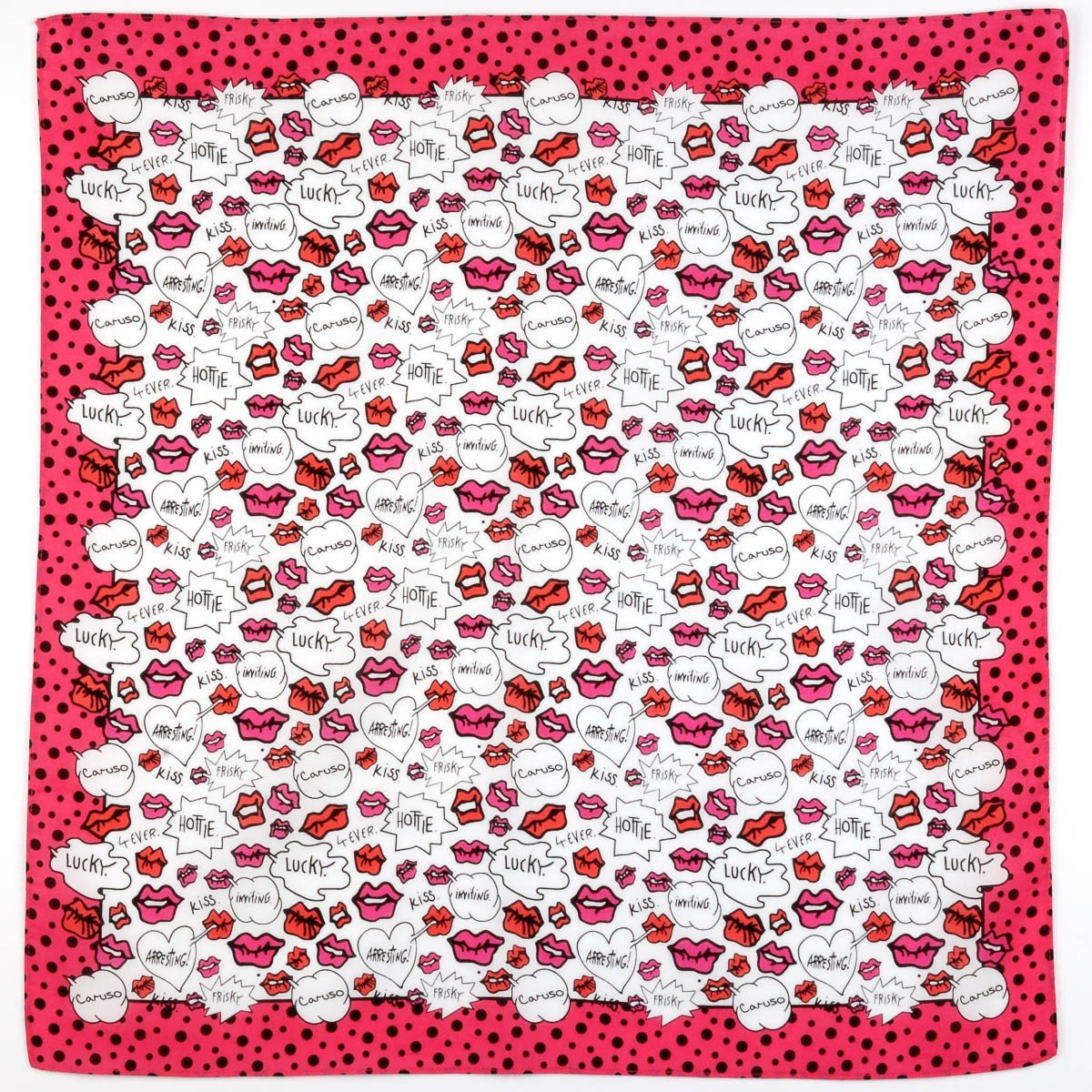 Armando Caruso Kiss handkerchiefs 3 units