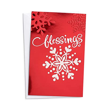Dayspring Christmas Cards.Dayspring Blessings 50 Christmas Boxed Cards