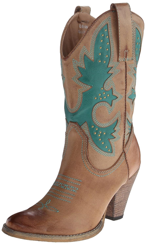 Very Volatile Women's Rio Grande Boot B0062FSQRG 7 B(M) US|Tan