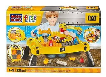 Mega Bloks Cat Table: Amazon.co.uk: Toys & Games