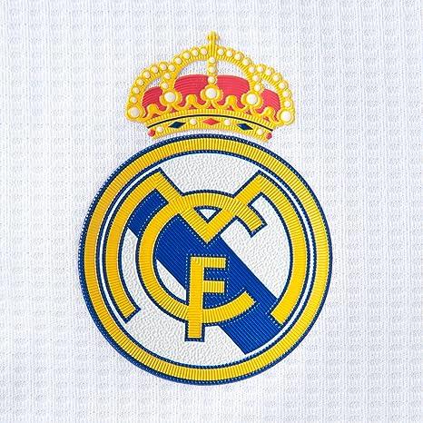 adidas 1ª Equipación Real Madrid CF SMU Mini - Conjunto: Amazon.es: Ropa y accesorios