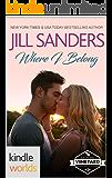 St. Helena Vineyard Series: Where I Belong (Kindle Worlds Novella)