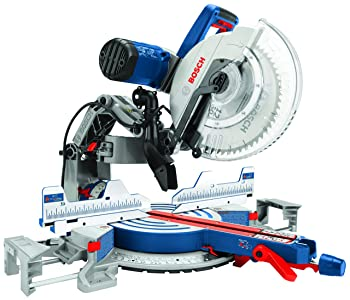 Bosch power tools GCM12SD sliding compound miter saw
