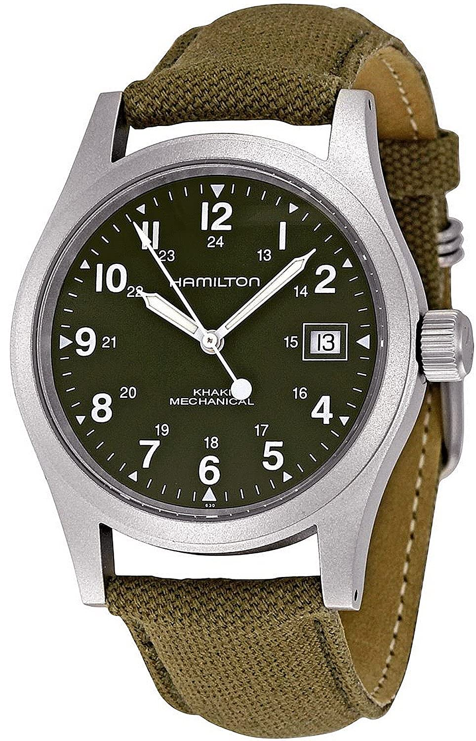 Open Box Offene Box - Hamilton Khaki Feld Mens Watch H69419363
