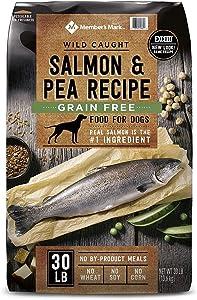 Member's Mark Exceed Grain-Free Dry Dog Food, Wild-Caught Salmon & Peas (30 lbs.) EA