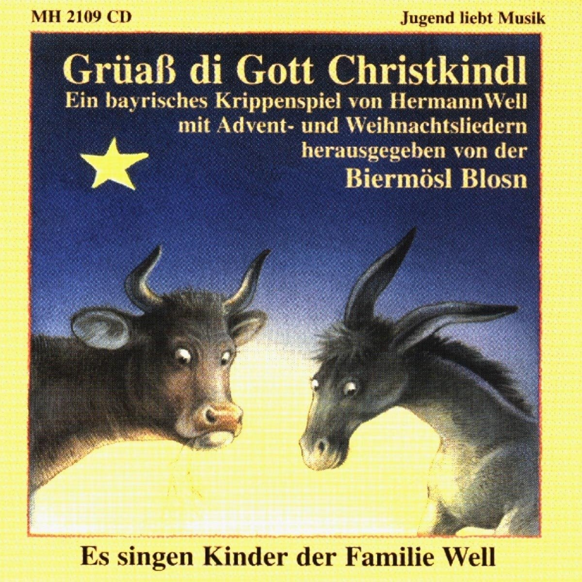 Grüass di Gott Christkindl - Biermösl Blosn: Amazon.de: Musik