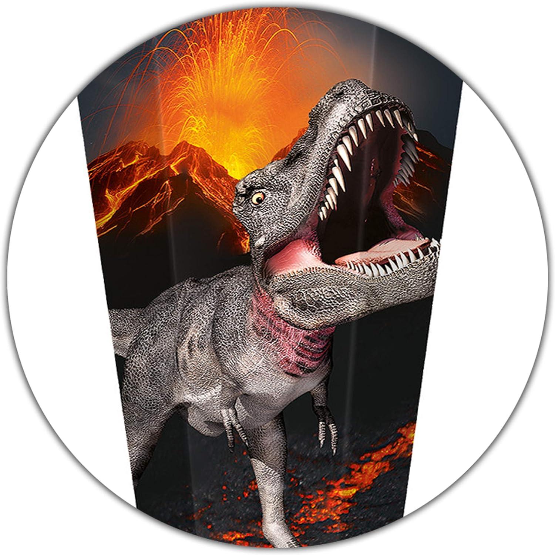 """Zuckertüte /""""Dino T-Rex/"""" Schultüte mit Namensgravur eckig 70cm"""