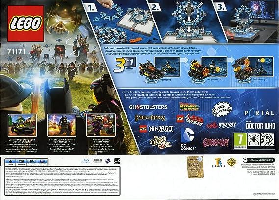 Lego: Starter Pack Dimensions: Amazon.es: Videojuegos