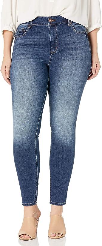 Jessica Simpson Womens Adored Curvy High Rise Skinny Jean