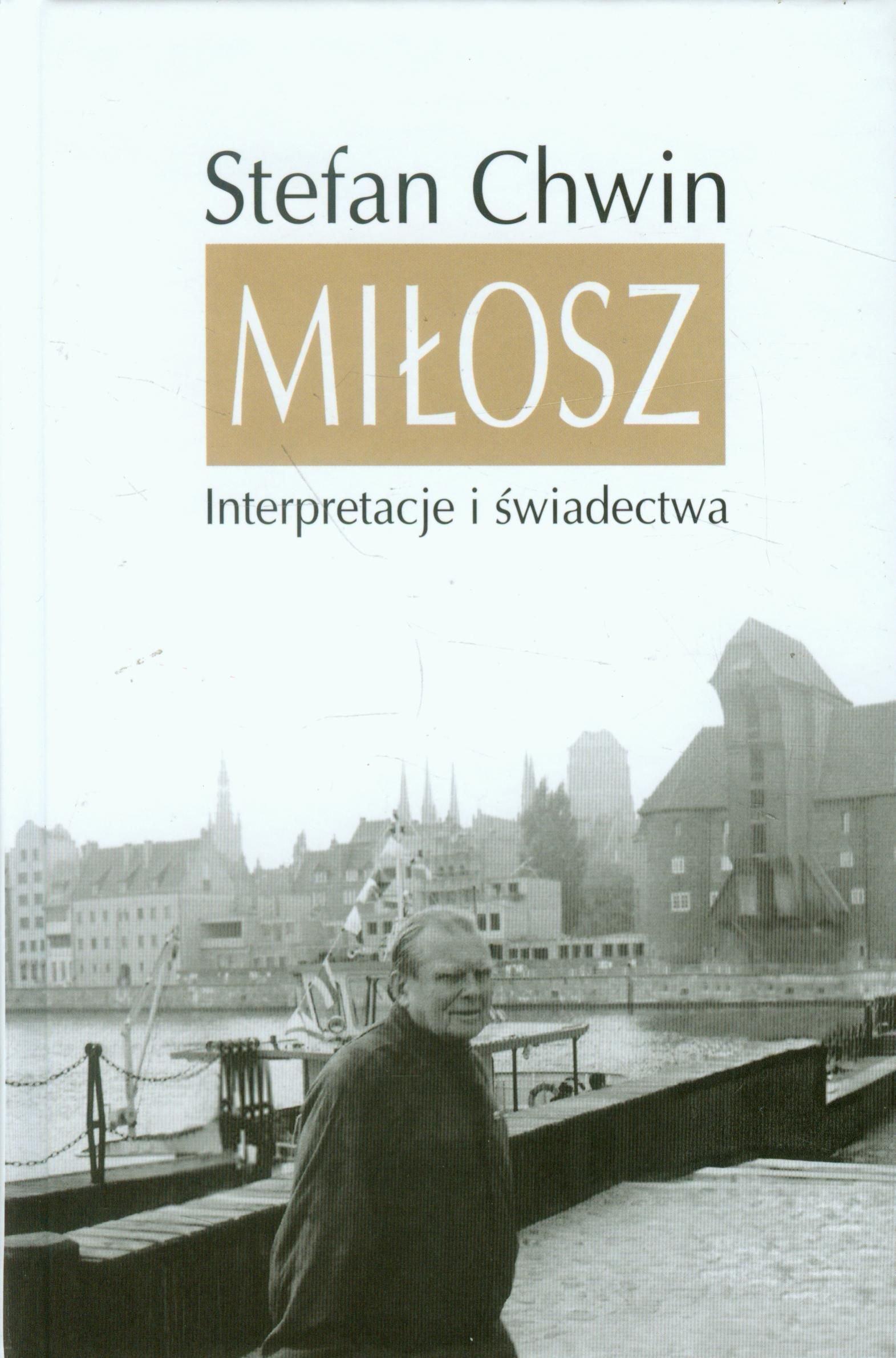 Milosz Interpretacje I Swiadectwa Amazoncouk Stefan