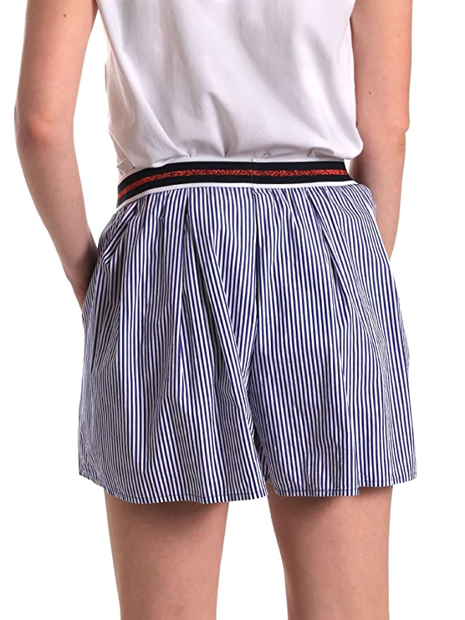 090fd8a2502c Fornarina SE171M02CA1513 Shorts Mujeres Azul S: Amazon.es: Ropa y ...