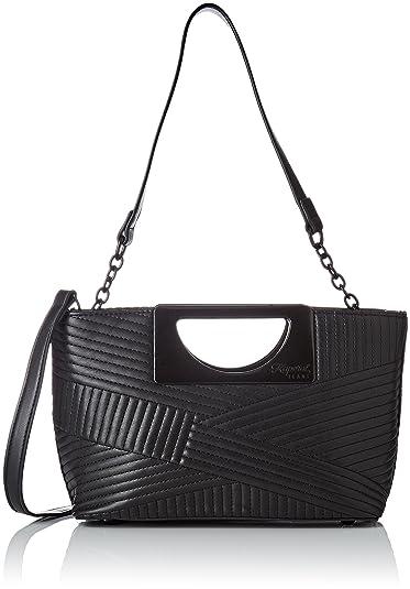 negro Kaporal cruzado para Orida negro bolso mujeres UHHfwB6q