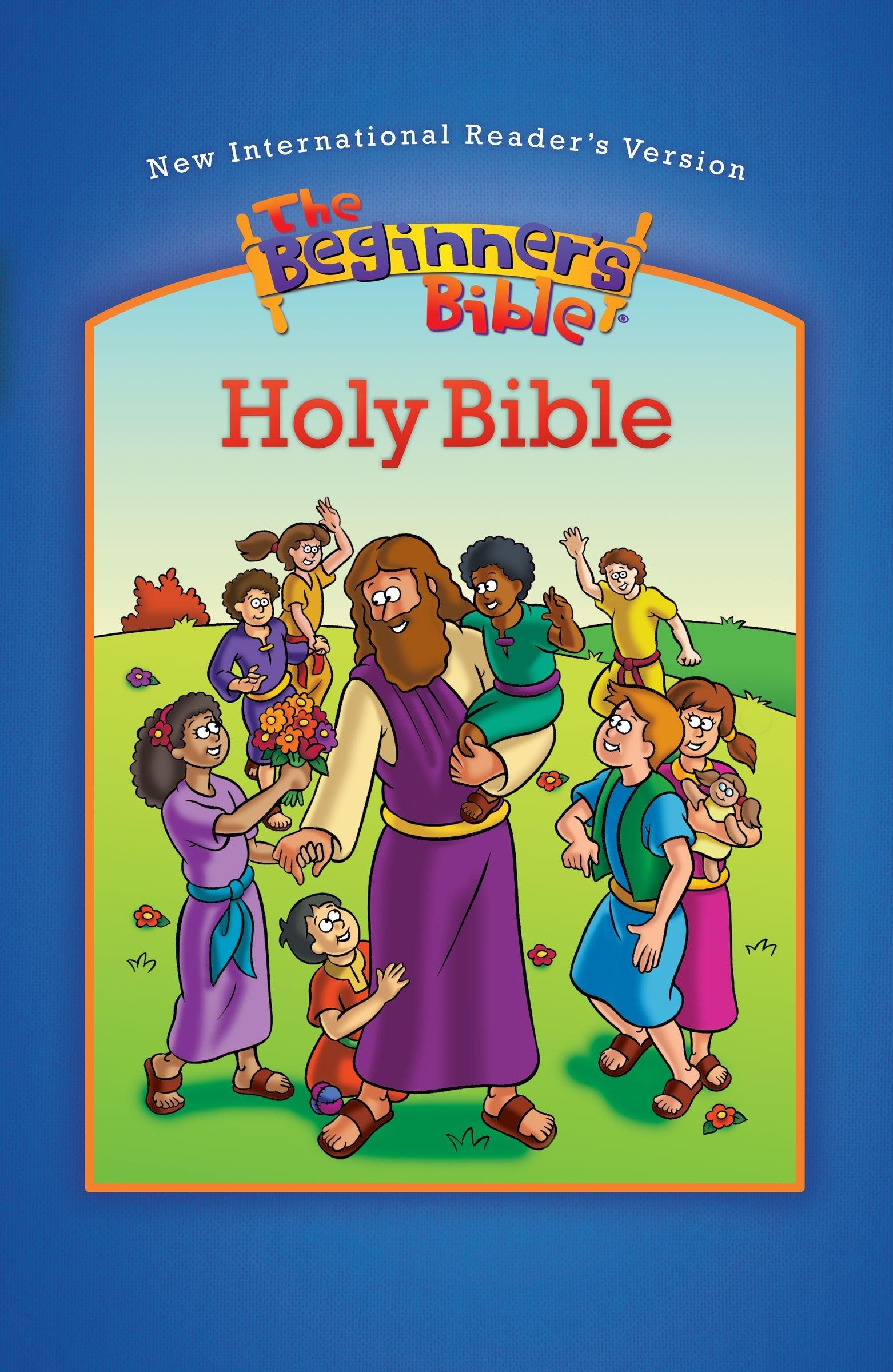 nirv the beginner u0027s bible holy bible large print hardcover