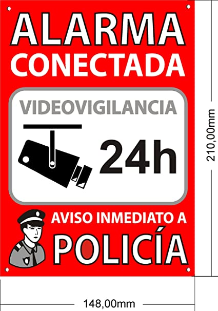 Cartel securitas direct