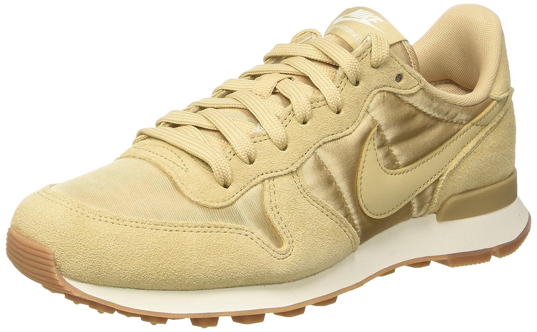 Nike Wmns Internationalist, Zapatillas de Gimnasia para Mujer 37.5 EU|Beige (Linen/Linen/Sail)