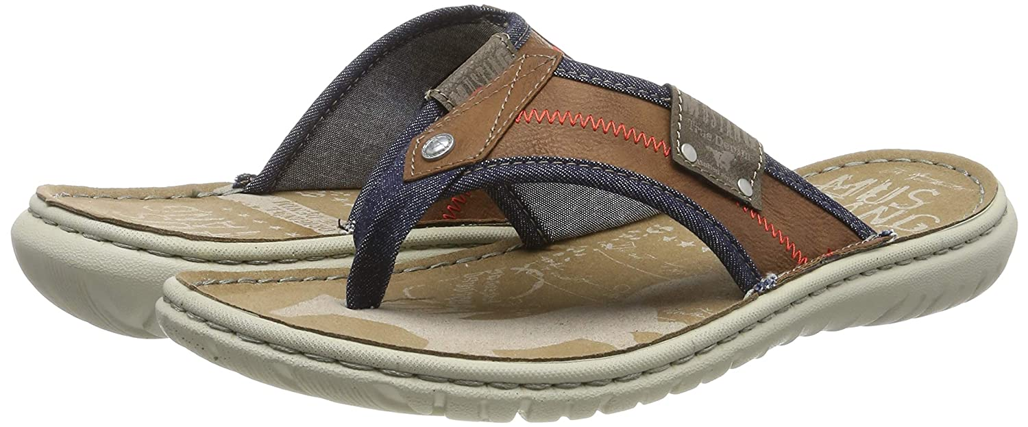Mustang 4134-703-307 Mules Homme