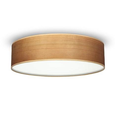 Sotto Luce Tsuri L 1/C Lámpara de Techo de 3 Luces con ...
