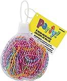Unique Party - 74006 - Paquet de 6 Colliers de perles pour Pochettes - Cadeau