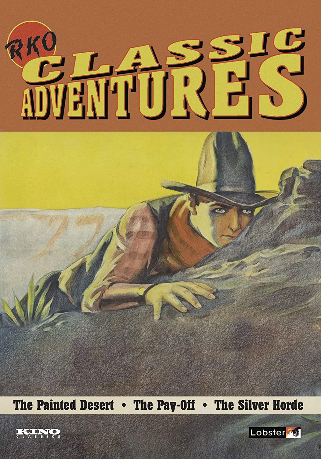 Amazon com: RKO Classic Adventures: Lowell Sherman, George