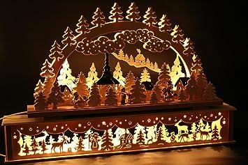 Schwibbola Original Erzgebirgischer Schwibbogen Lichterbogen Freie