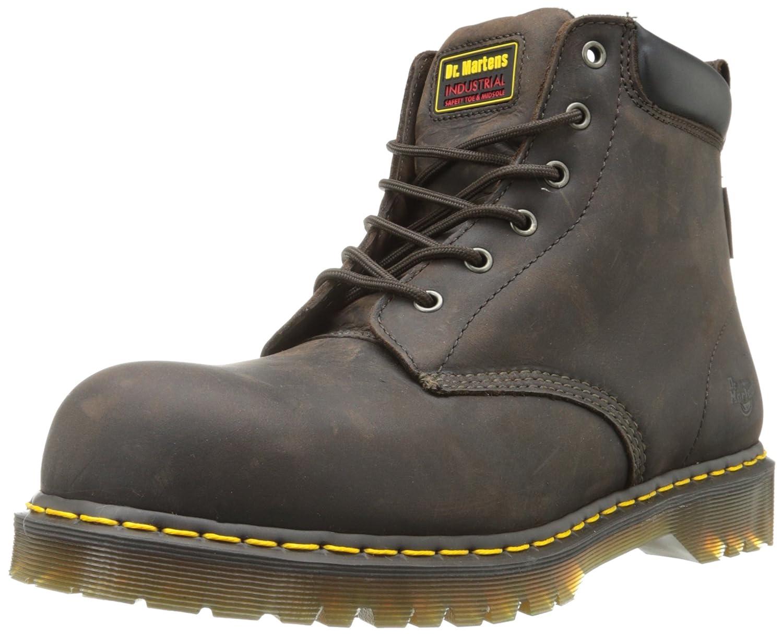 Dr. Martens Forge S3 Steel Toe und Zwischensohle Safety Boots | Honey