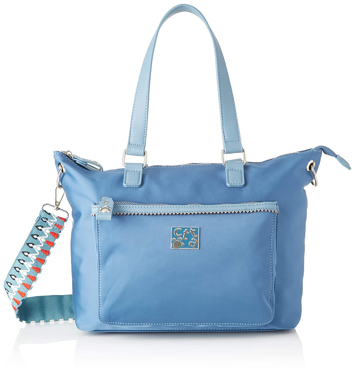 bluee (Texan) ctta caminatta Women's Estrella Shopper