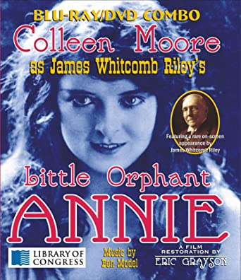 Image result for little orphant annie dvd