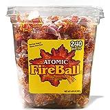 Ferrara Pan Atomic Fireball, 240-count, 63.5-Ounce Tub, Pack of 2