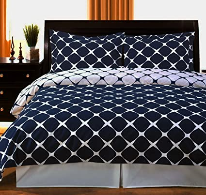 Amazoncom Duvet Cover Set Double Full Queen Size 100 Egyptian