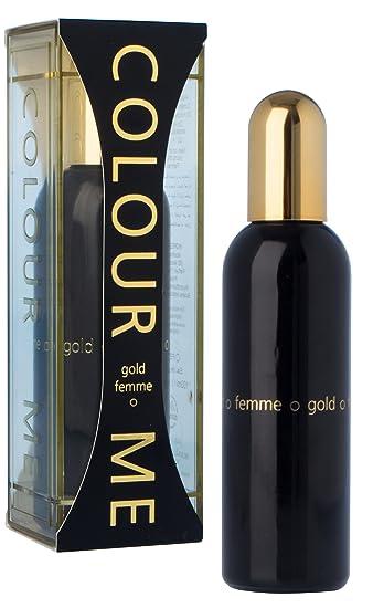 Oz Femme Me Perfume De Womens Gold 3 Colour Spray Fragrance 4 Eau Parfum X0PwkZN8On