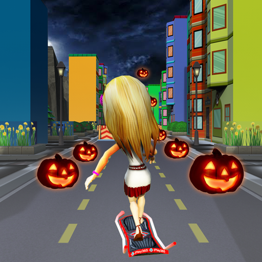 Subway Surfer Halloween Android (Night Subway Bus: Halloween Endless Running)