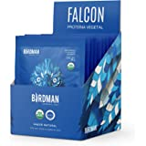 Birdman Falcon Protein Proteina Vegetal USDA Organica En Polvo (Vegana), 24gr proteina, Sin inflamacion, Sin acne, Sabor Natu