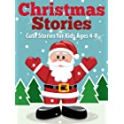 Christmas Stories: Cute Christmas Stories for Kids Ages 4-8 with Funny Christmas Jokes