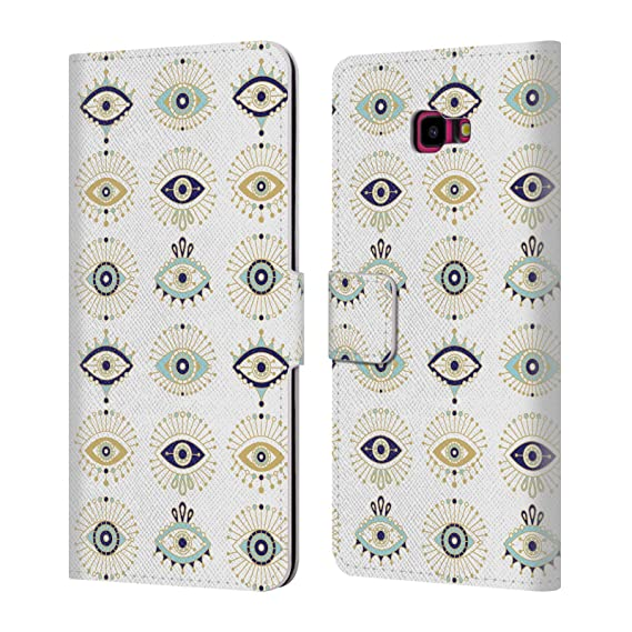 Amazon com: Official Cat Coquillette White Evil Eyes Pattern