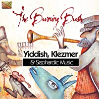 Yiddish Klezmer & Sephardic Music [Importado]