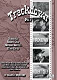 Trackdown-DVD- Volume ONE-Starring Robert Culp-10 Episodes