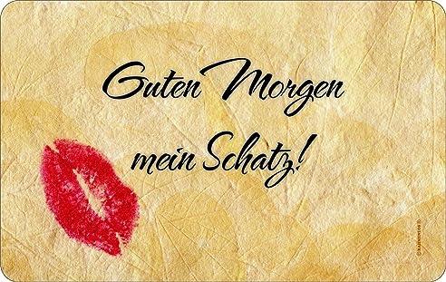Klasse Geschenkidee Z.B. Valentinstag! Frühstücksbrettchen  Motiv: U0026quot;Guten  Morgen Mein ...