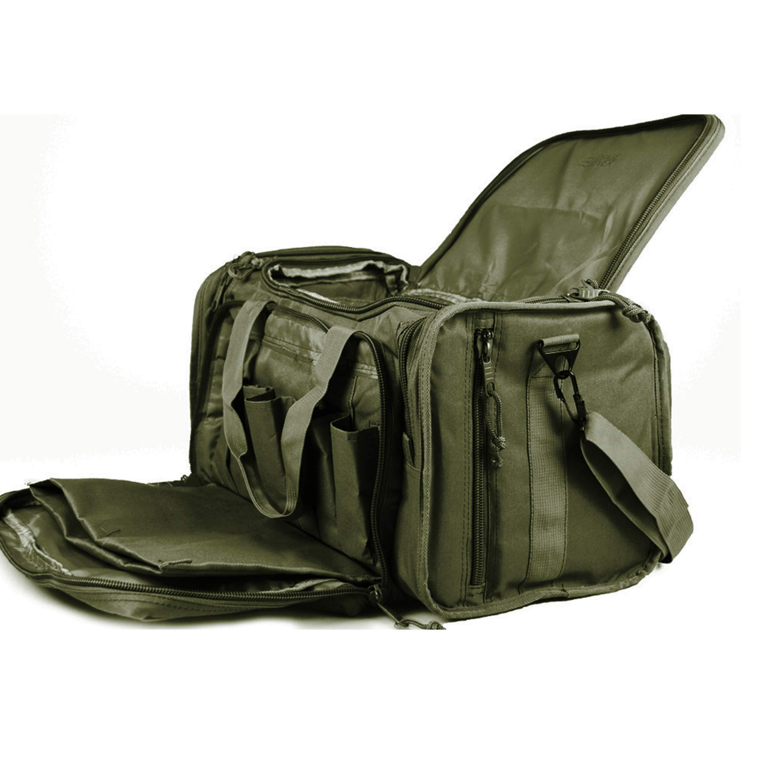 Osage River 1107987 Range Bag OD - Green