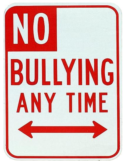 amazon com eureka no bullying anytime 17 x22 posters 837173