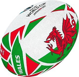 Gilbert Coupe du Monde de Rugby Japon 2019Boule de Drapeau du Pays de Galles