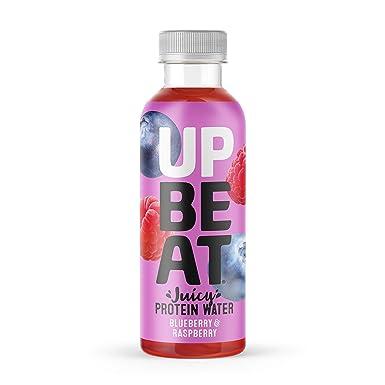Upbeat - Bebida proteínica - Agua de manantial con vitamina ...