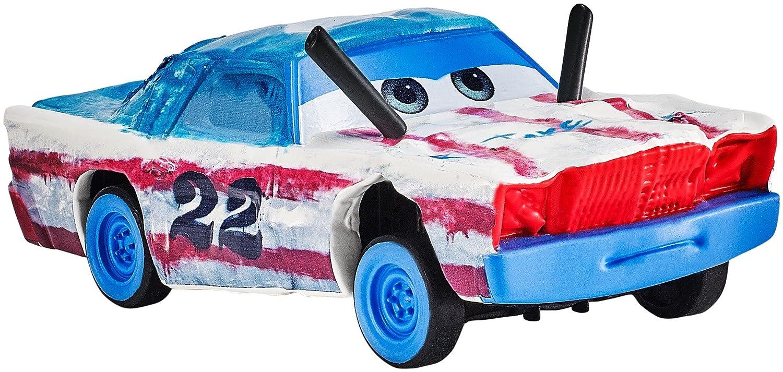 Disney Pixar Cars 3 Die-cast Cigalert Vehicle