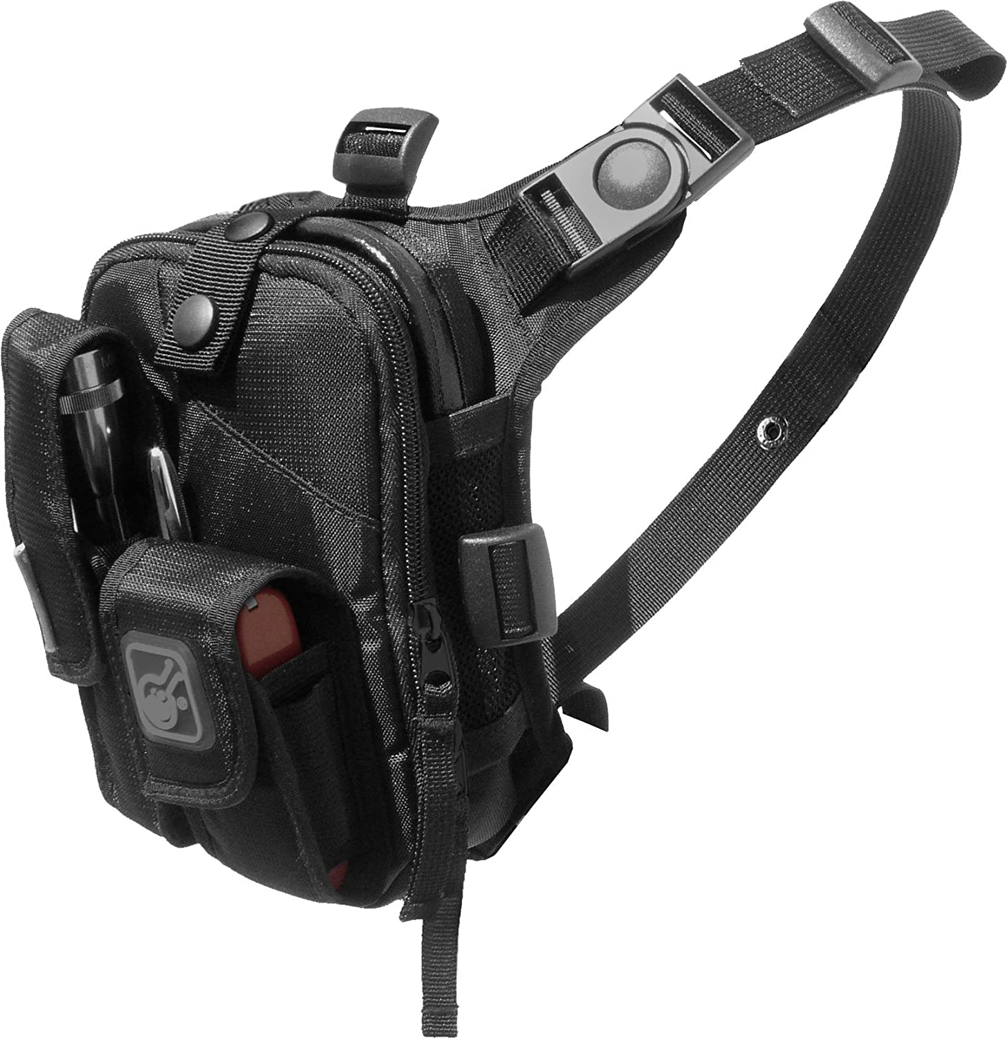 52c850be41fd Amazon.com   Covert Loader RG(TM) Multi-Configuration Small-Pack System by Hazard  4(R)   Tactical Fanny Packs   Electronics