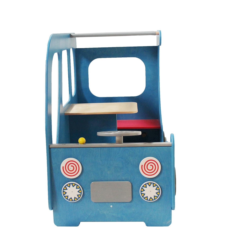 Holzklang holzklang090 001 150 x 78 x 110 cm Bus Play Esquina ...
