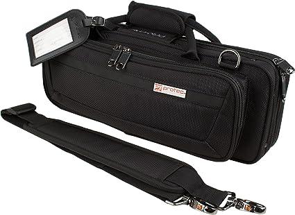 Protec PB308PICC - Funda para flauta travesera y flautín, color negro: Amazon.es: Instrumentos musicales