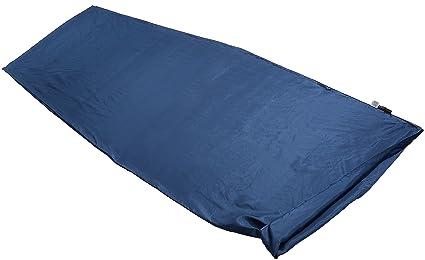 RAB Momia Saco de Dormir de Seda Azul Talla:185 x 92 cm